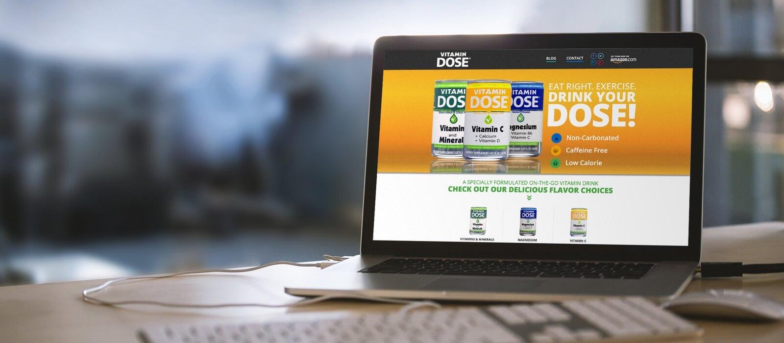 dose responsive web design