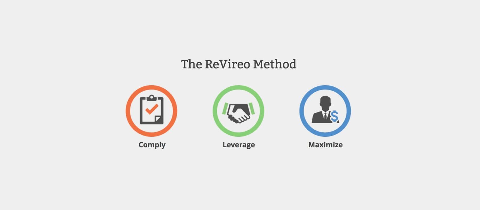 revireo website design development